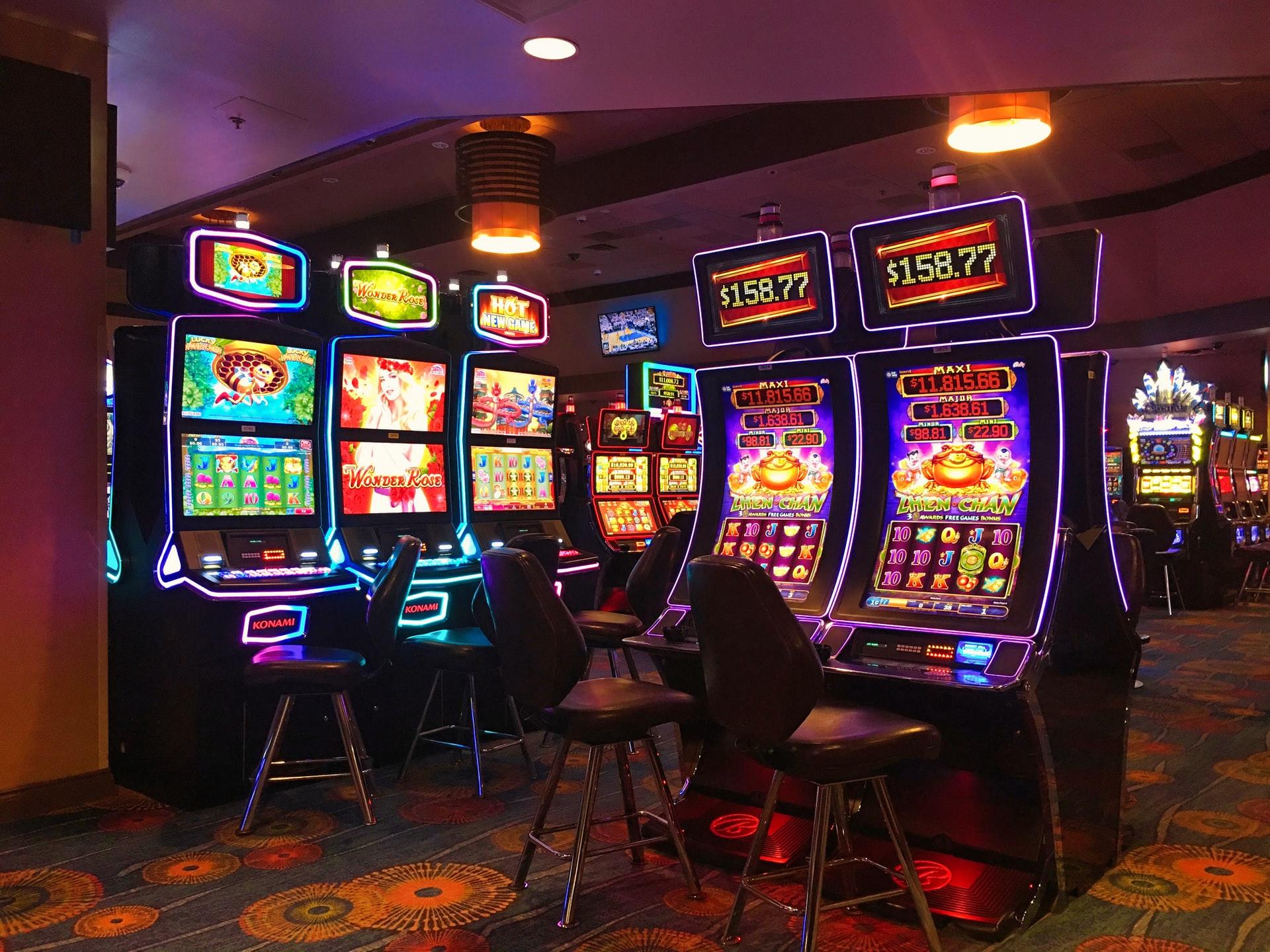 De techniek achter een gokkast
